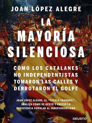 cover image of La mayoría silenciosa
