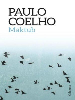 cover image of Maktub (edició en català)