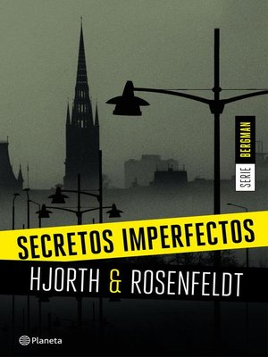 cover image of Secretos imperfectos (Serie Bergman 1)