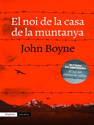 cover image of El noi de la casa de la muntanya