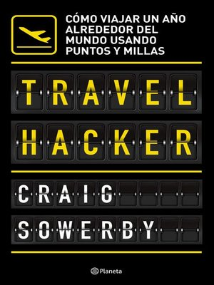 cover image of Travel hacker