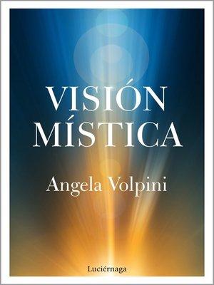 cover image of Visión mística