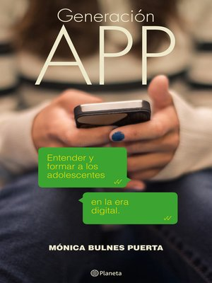 cover image of Generación App