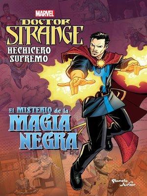 cover image of Doctor Strange. Hechicero Supremo. El misterio de la magia negra