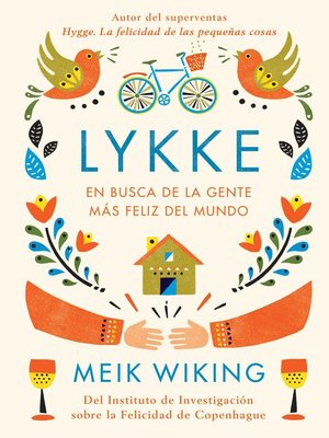cover image of Lykke