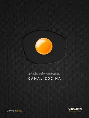 cover image of 20 años saboreando juntos