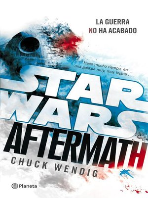cover image of Star Wars. Aftermath