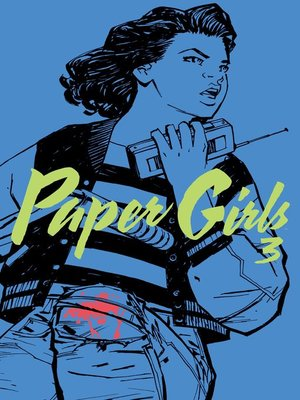 cover image of Paper Girls nº 03