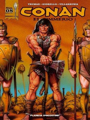 cover image of Conan el cimmerio nº 08/17