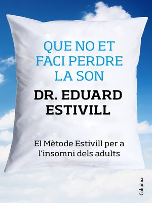 cover image of Que no et facin perdre el son