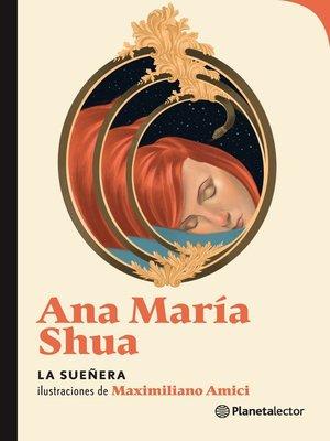 cover image of La sueñera