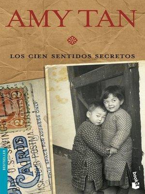 cover image of Los cien sentidos secretos