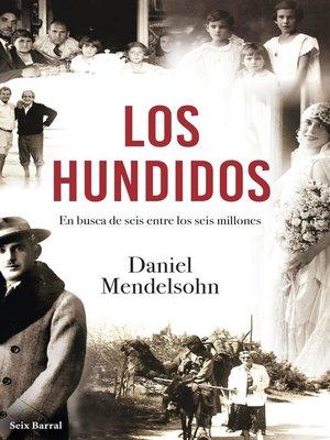 cover image of Los hundidos