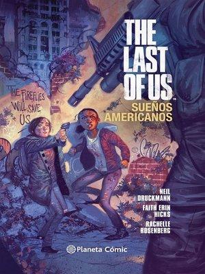 cover image of The Last of Us Sueños americanos