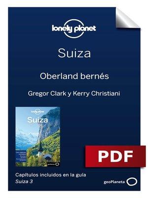 cover image of Suiza 3_6. Oberland bernés