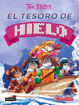 cover image of El tesoro de hielo