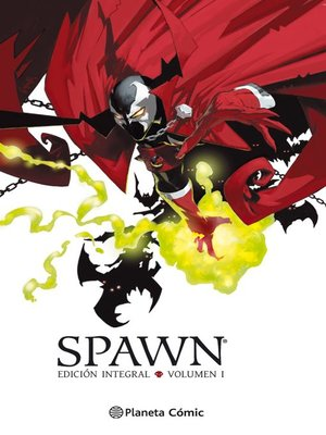 cover image of Spawn Integral nº 01