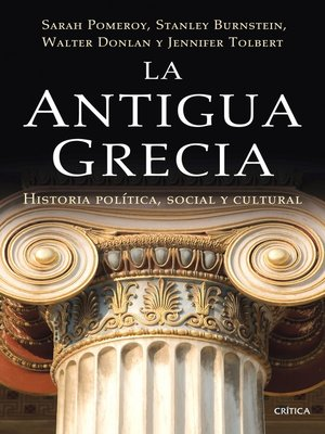 cover image of La antigua Grecia