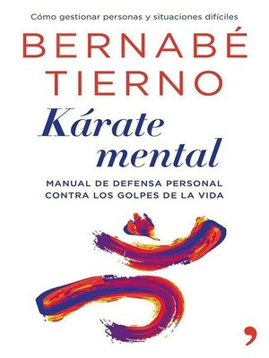 cover image of Kárate mental