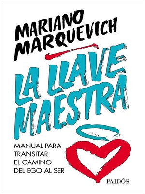 cover image of La llave maestra