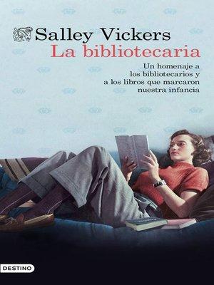 cover image of La bibliotecaria