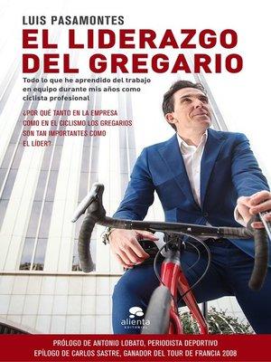 cover image of El liderazgo del gregario
