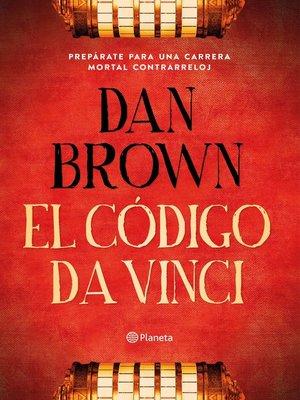 cover image of El código da Vinci
