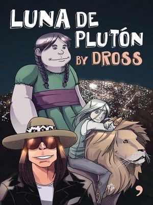 cover image of Luna de Plutón