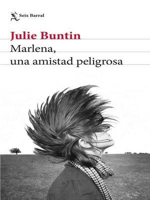 cover image of Marlena, una amistad peligrosa