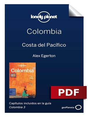 cover image of Colombia 3. Costa del Pacífico