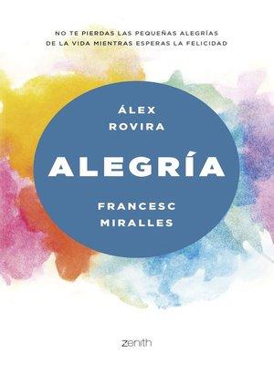 cover image of Alegría