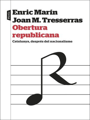 cover image of Obertura republicana