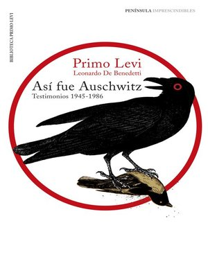 cover image of Así fue Auschwitz