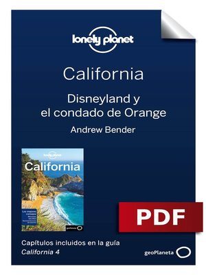 cover image of California 4_9. Disneyland y el condado de Orange