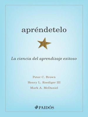 cover image of Apréndetelo