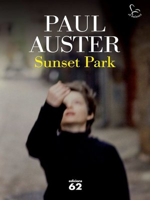 cover image of Sunset Park (Edició en català)