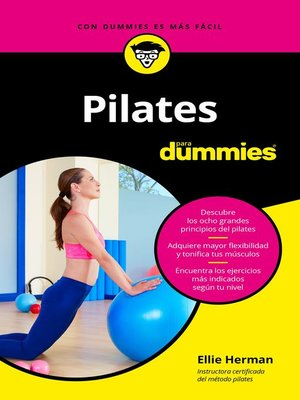 cover image of Pilates para Dummies