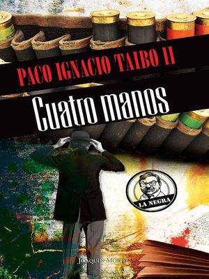 cover image of Cuatro manos