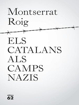cover image of Els catalans als camps nazis