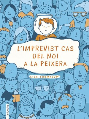 cover image of L imprevist cas del noi a la peixera