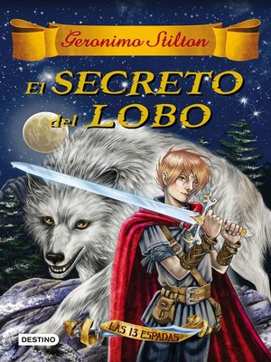 cover image of El secreto del lobo