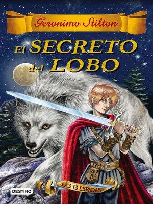 cover image of El secreto del lobo