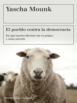 cover image of El pueblo contra la democracia