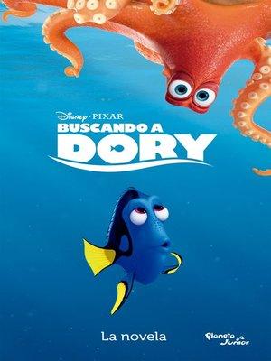 cover image of Buscando a Dory--La novela