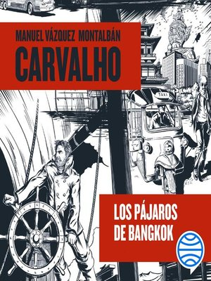 cover image of Los pájaros de Bangkok
