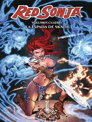 cover image of Red Sonja nº 04/05
