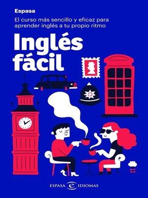 cover image of Inglés fácil