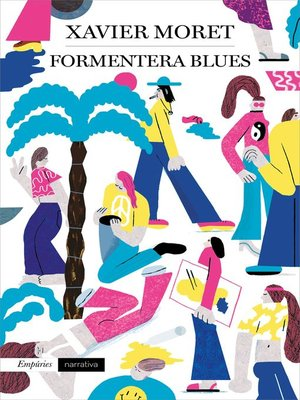 cover image of Formentera blues