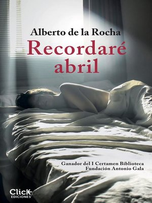 cover image of Recordaré abril