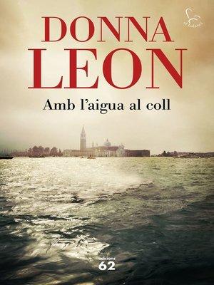 cover image of Amb l'aigua al coll